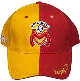 NEW!! Club Atlético Monarcas Morelia - Adjustable Back Hat 3D Embroidered Cap