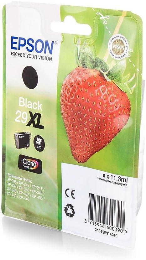 Original Tinte Passend Für Epson Expression Home Xp 345 Elektronik