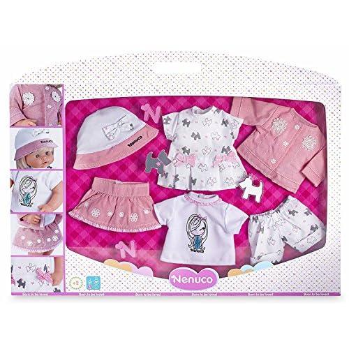 Nenuco Famosa 700013740 Ensemble de vêtements pour poupée 35cm