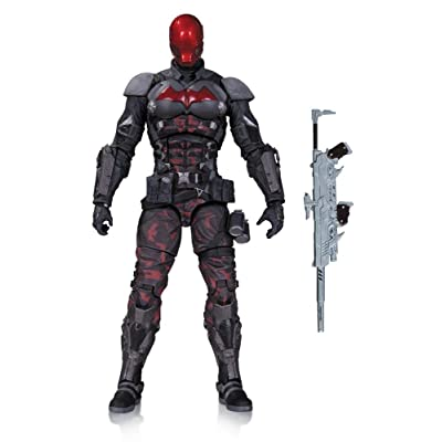 DC Collectibles Batman: Arkham Knight: Red Hood Action Figure: Toy: Toys & Games
