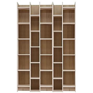 Perfekt ESTO GmbH Bücherregal Expand Big Breite 130 Cm Eiche Holz Schrank Regal  Büro Wohnzimmer