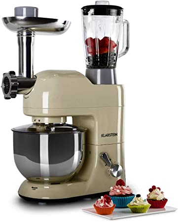 KLARSTEIN Lucia Morena - Robot de Cocina Universal: Amazon.es: Electrónica