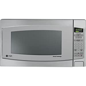 Profile 2.2 cu. ft. Countertop Microwave w/Child Lockout and Extra Large