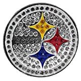 NFL Pittsburgh Steelers Womens Crystal Pin