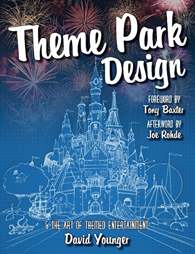 Theme Park Design & The Art of Themed Entertainment from Ingramcontent