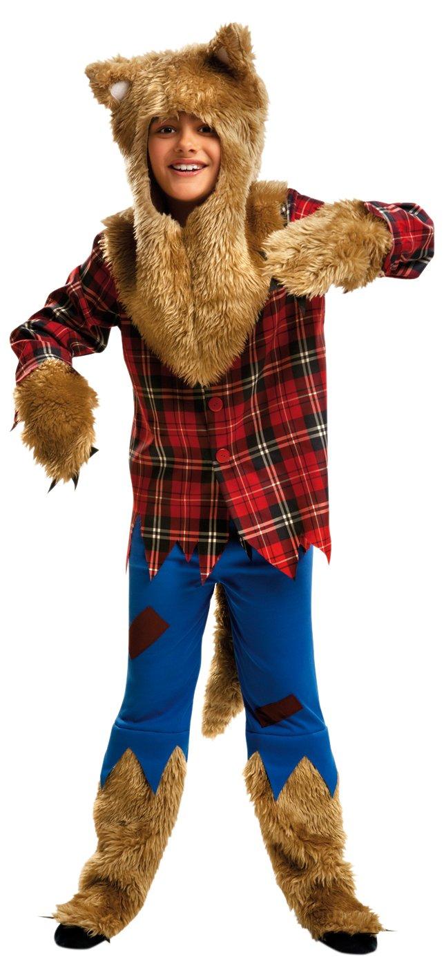 My Other Me Me - Disfraz de hombre lobo, para niños de 10-12 años (Viving Costumes MOM00119): Amazon.es: Juguetes y juegos