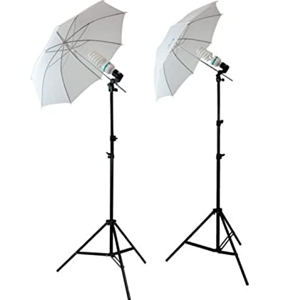 Amazon Com 2 X 33 Inch Studio Lusana White Light Kit Led Lighting