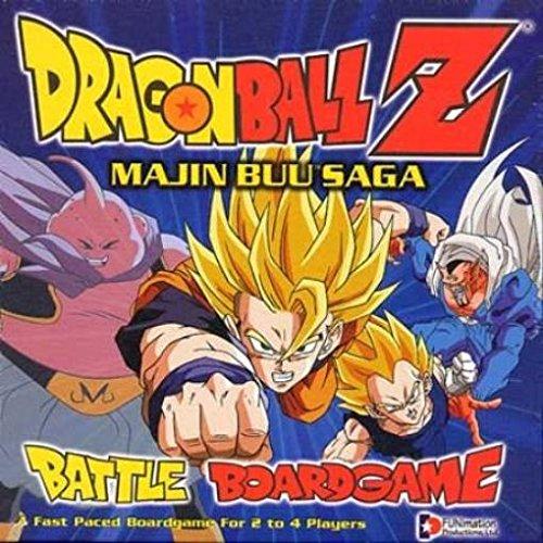 Majin Buu Saga (Dragon Ball Z Board Game)