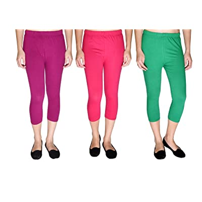 2Day Women's Cotton Legging Trousers