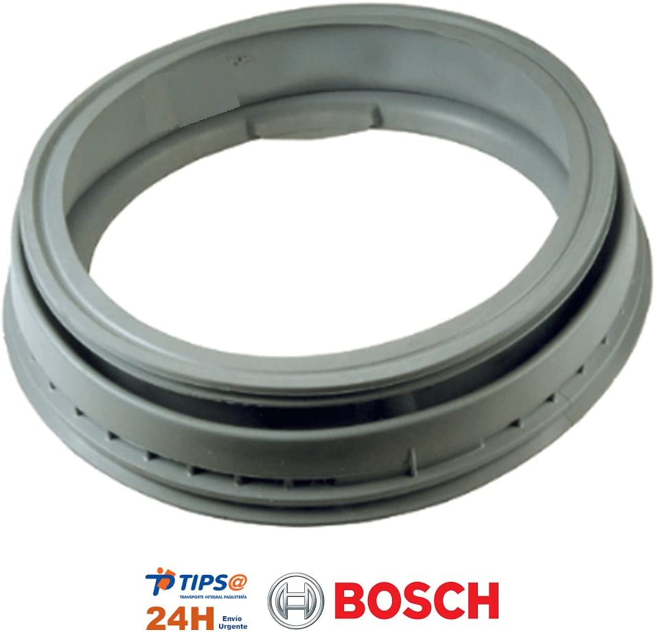 REMLE Goma puerta lavadora, Fuelle embocadura compatible BOSCH. Referencia Bosch 354135 00354135
