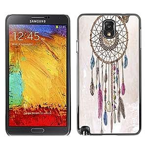 Dragon Case - FOR Samsung Note 3 N9000 - Live a noble - Caja protectora de pl??stico duro de la cubierta Dise?¡Ào Slim Fit