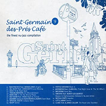 Saint Germain Des Pres Cafe, Vol  9