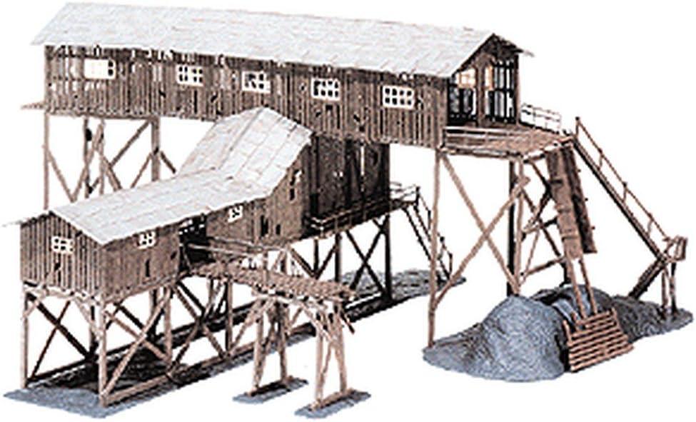 MODEL POWER HO SCALE LOADING STATION BUILDING KIT