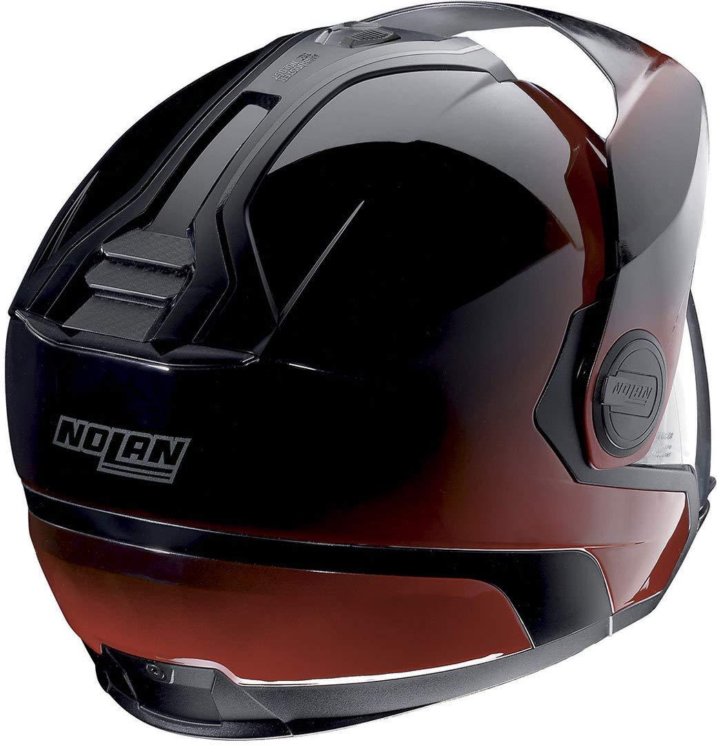 NOLAN CASQUE JET N40.5 GT FADE N-COM CHERRY