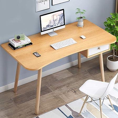Ncloyn Mesa De Ordenador Cajón Mesa De Oficina,Mesa Pc Mesa De ...