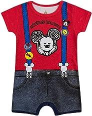 Macacão Mickey, Baby Marlan, Bebê Menino