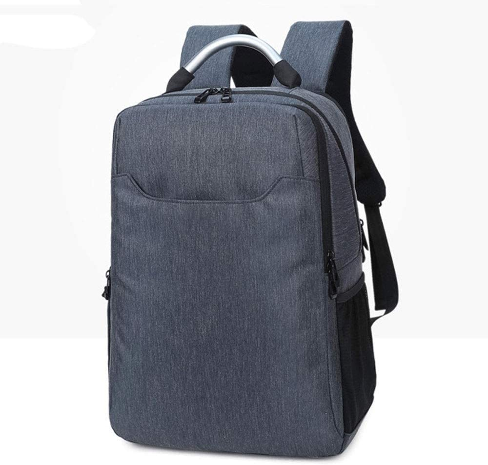 Shockproof Camera Backpack Bag with Tripod Holder for DSLR Color : Blue Flash or Other Accessories Mirrorless Camera Slivy Outdoor Nylon Camera Case