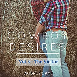 Cowboy Desires: Vol. 2 - The Visitor