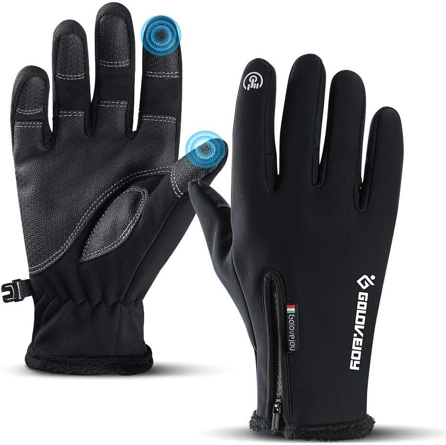 Gants de Sport randonn/ée COSYINSOFA Gants pour /écran Tactile Camping Gants de Cyclisme pour Hommes et Femmes imperm/éables Cyclisme Loisirs de Plein air Ski