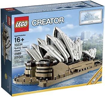 LEGO Sydney Opera House