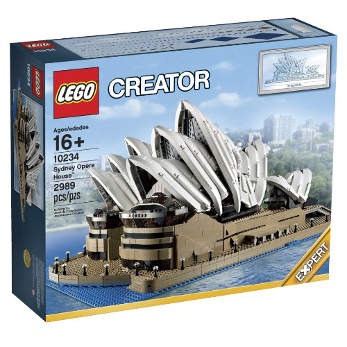 LEGO Creator Expert 10234 Sydney Opera House (Opera House Sydney compare prices)