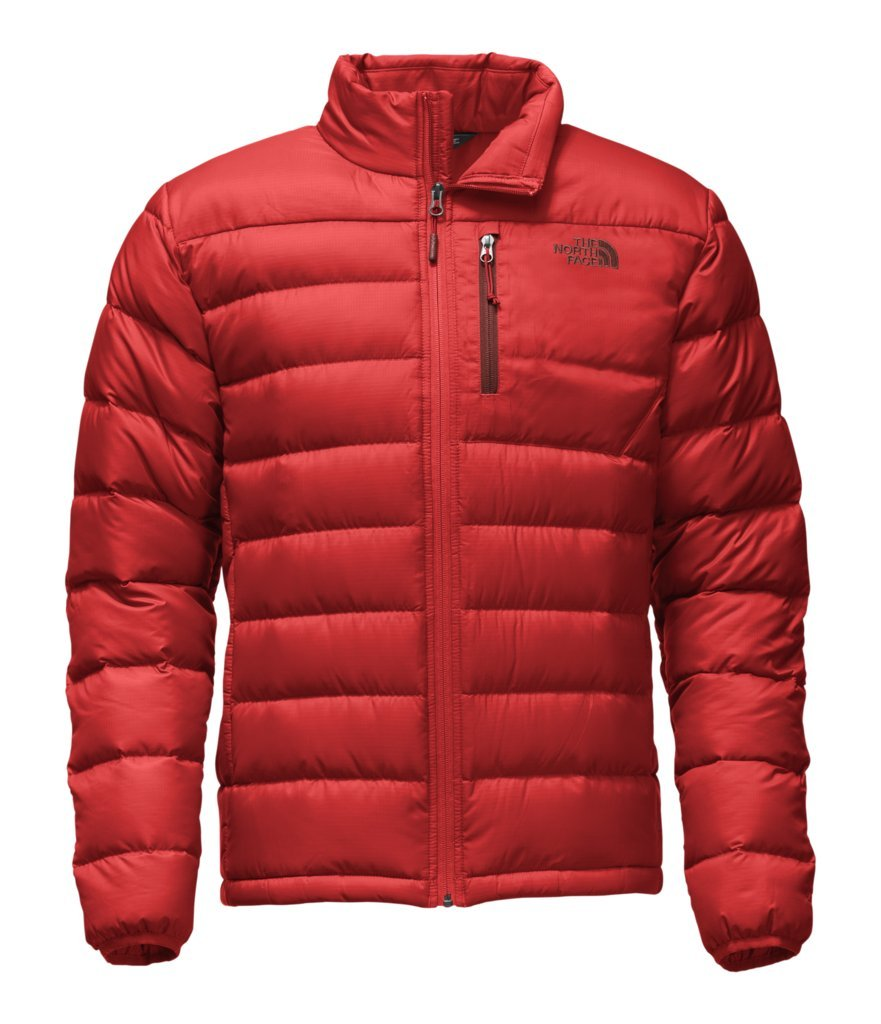 The North Face Men's Aconcagua Jacket - Cardinal Red - L (Past Season)
