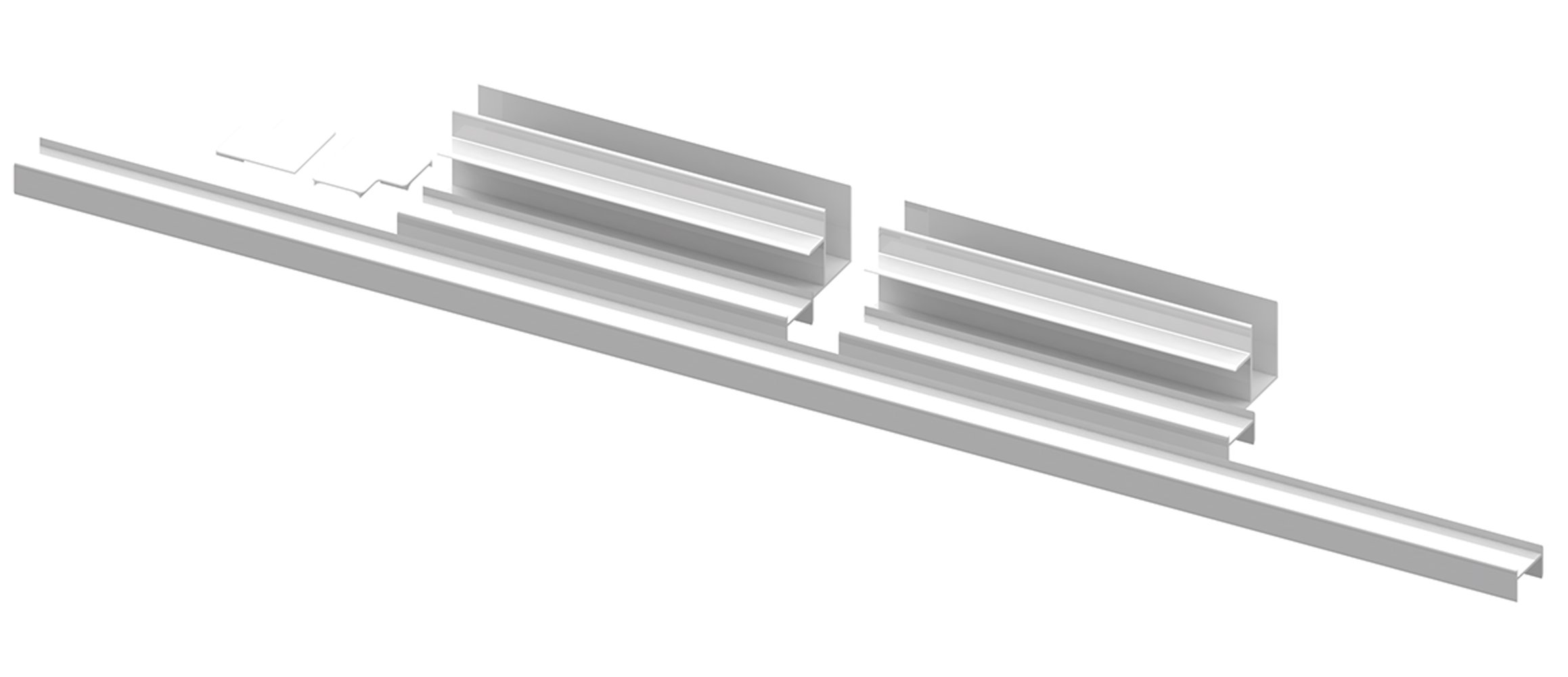 Superior Lawn and Garden Raised Bed Stacking Kit, White by Superior Lawn and Garden