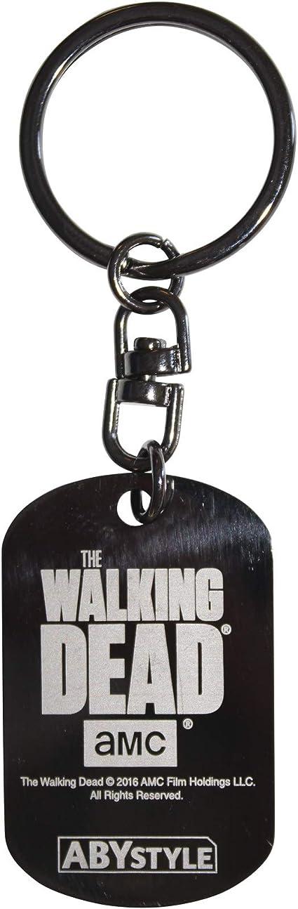 ABYstyle - THE WALKING DEAD - Llavero - Daryl: Amazon.es: Juguetes y juegos