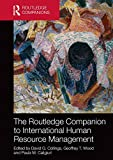 img - for The Routledge Companion to International Human Resource Management (Routledge Companions in Business, Management and Accounting) book / textbook / text book