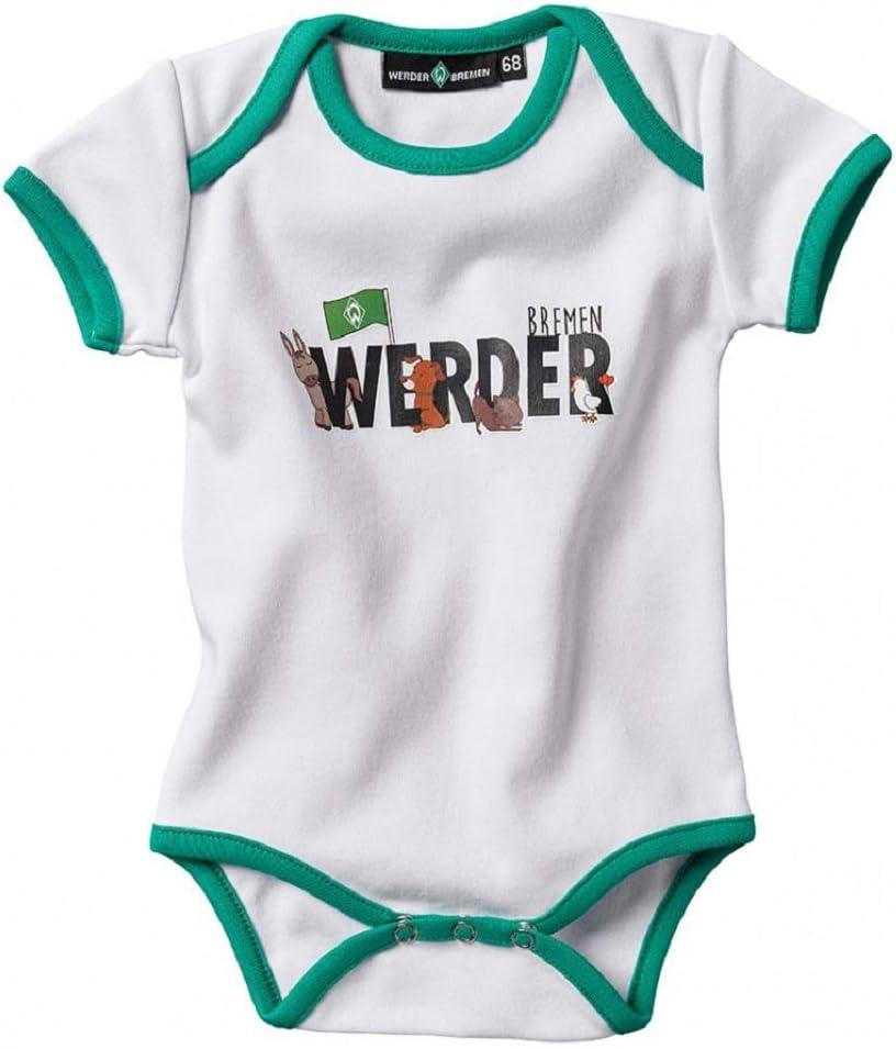 Werder Bremen Stadtmusikant Baby Body