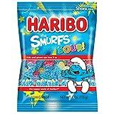 Haribo Smurfs-Sour 4-Ounce 12 Units, 1.60-Kilogram