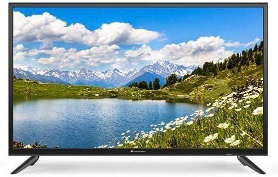 CONTINENTAL EDISON SMART TV 32 (80 cm) HD (1366 x 728): Amazon.es: Electrónica