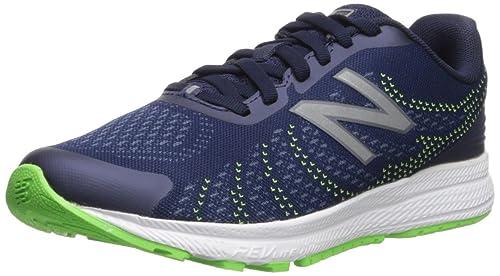 b9fa548fd853 new balance Boys  Rush V3 Road-Running-Shoes