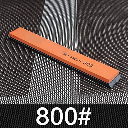 Sharpeners - 400 600 1000 grit diamond knife sharpener Angle sharpening stone Whetstone Professional Knife Sharpener tool bar - by Eileen Ridler