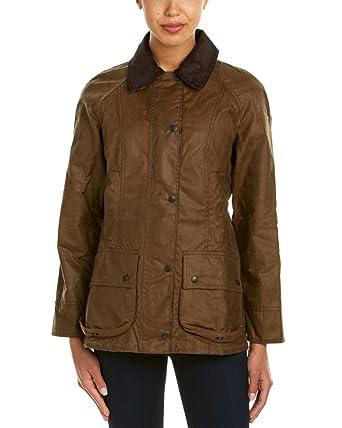 envío complementario tienda oficial encontrar el precio más bajo Barbour Mujer, encerado Beadnell chaqueta: Amazon.es: Amazon.es