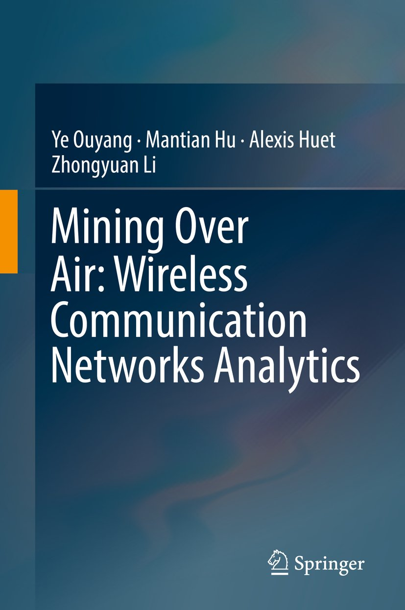 Mining Over Air: Wireless Communication Networks
