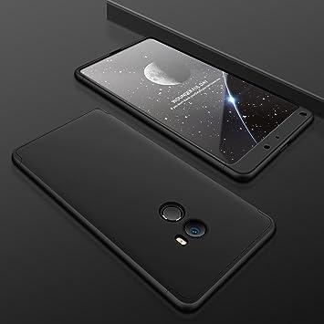 Xiaomi Mix 2 Funda , SHANGRUN 360° Protectora Todo incluido Anti ...