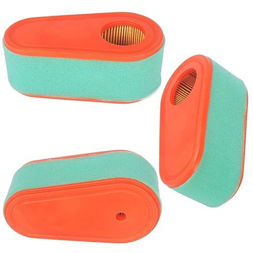 HIFROM Cartucho de filtro de aire ovalado de repuesto para los ...