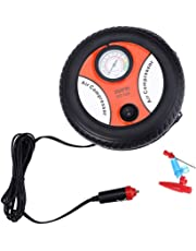 FITYLE 12V Car Heavy Duty Air Compressor Tyre Inflator Pump with Cable Car 260PSI