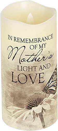 Carson, Everlasting Glow with Premier Flicker Mother Candle