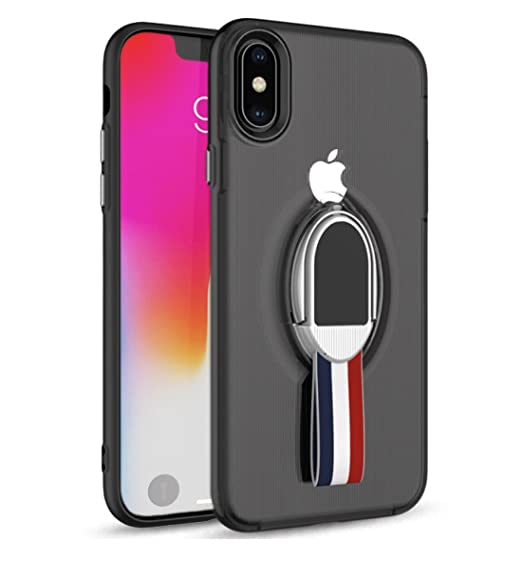 newest collection 46db5 524c8 iPhone Xs & iPhone X Case Fit - Slim Clear Soft TPU Cover for iPhone 5.8