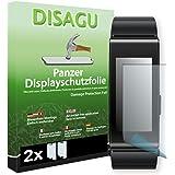 2 x DISAGU Pellicola alta protezione del display per Huawei Talkband B2 antirottura
