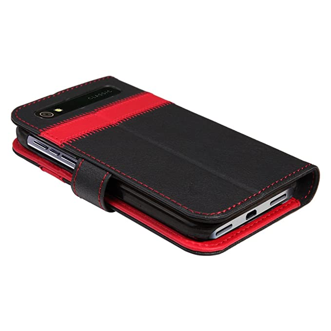 Amazon.com: Blackberry Case, aceabove Blackberry Wallet Case ...