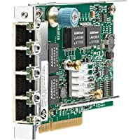 HPE 629135-B22 331Flr Network Adapter PCI Express 2.0 X4 Gigabit Ethernet for ProLiant DL180 Gen9, Base