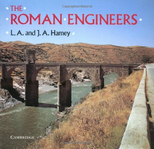 The Roman Engineers (Cambridge Introduction to World History)