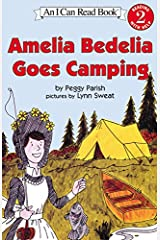 Amelia Bedelia Goes Camping (I Can Read Level 2) Paperback