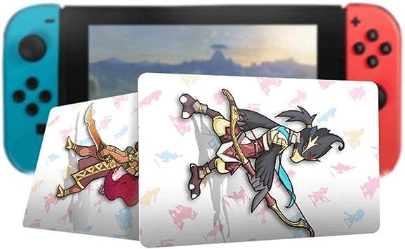 Tarjetas de Juego NFC para la Leyenda de Zelda Breath of The Wild...