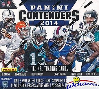 Verzamelkaarten: sport Verzamelingen 2017 Panini Contenders Football MASSIVE Sealed Jumbo Fat Pack BOX-264 Cards