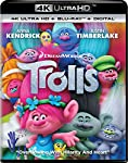 Cover Image for 'Trolls [4K Ultra HD + Blu-ray + Digital HD]'