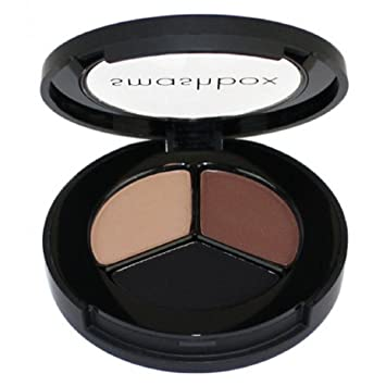Amazoncom Smashbox Photo Op Eye Shadow Trio Litho Multicolor